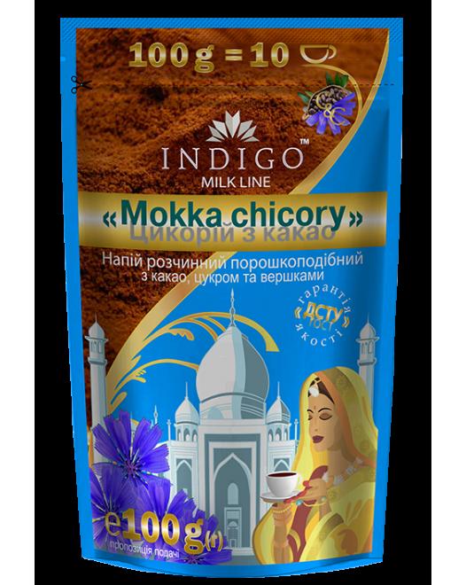 МОККА на основе какао и цикория ТМ INDIGO 100г